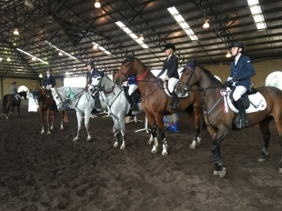 SMc_6068 June 2016 NG Equine Junior Jumper placegetters